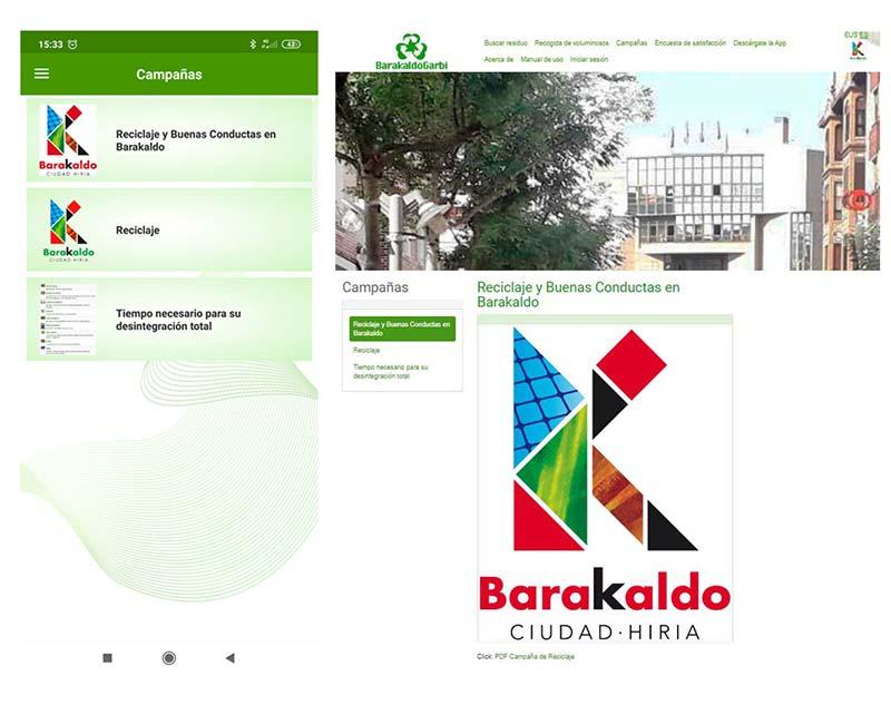 App Barakaldo Garbi