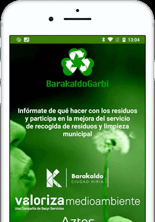 BarakaldoGarbi App